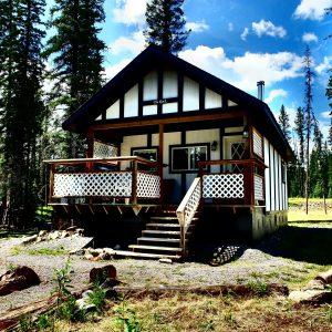 The Rock - Expanse Cottages Nordegg AB