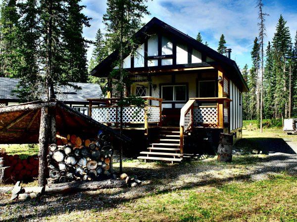 Cabin Rentals Nordegg Alberta