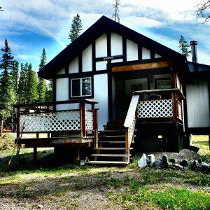 Spoolmak - Expanse Cottages Nordegg AB